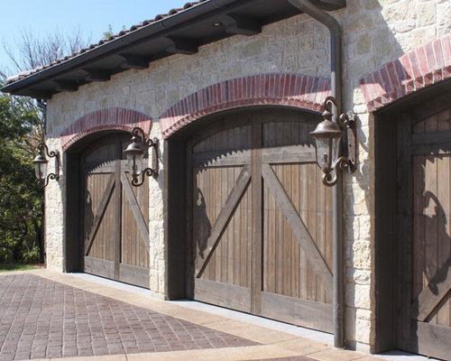 1 385 Mediterranean Garage And Shed Design Ideas Amp Remodel