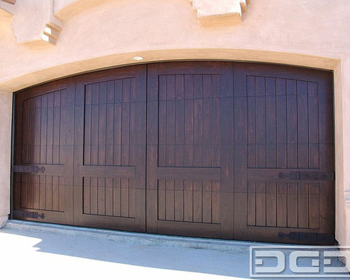 Mediterranean Garage Doors Home Design Ideas Pictures