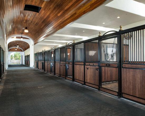 Beautiful Horse Barn Design Ideas Contemporary - Interior Design ...
