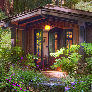 This is an example of a traditional detached granny flat in San Francisco.
