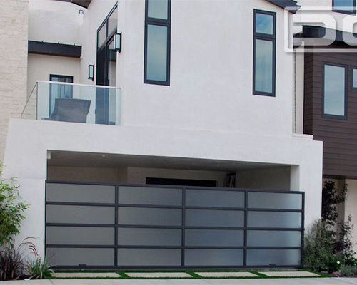 Modern gate designs home design ideas pictures remodel and decor