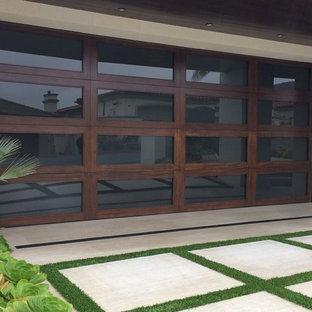 Shed Modern Idea In Orange County Save Photo Garage Doors