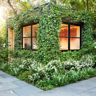 Design ideas for a modern detached garden shed in San Francisco.