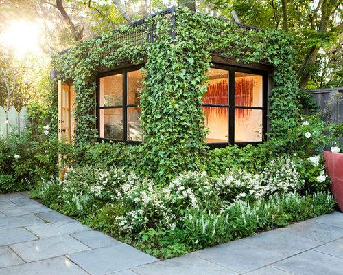 Minimalist Detached Garden Shed Photo In San Francisco