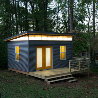 Design ideas for a modern shed and granny flat in Atlanta.
