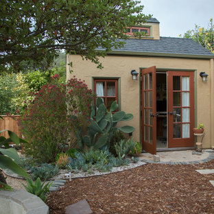 Shed - traditional shed idea in San Francisco
