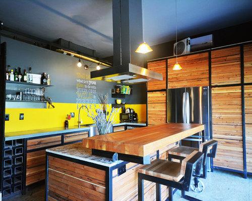 industrial garagen und ger teschuppen bilder ideen. Black Bedroom Furniture Sets. Home Design Ideas