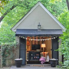 Eclectic Garage And Shed by CM Glover
