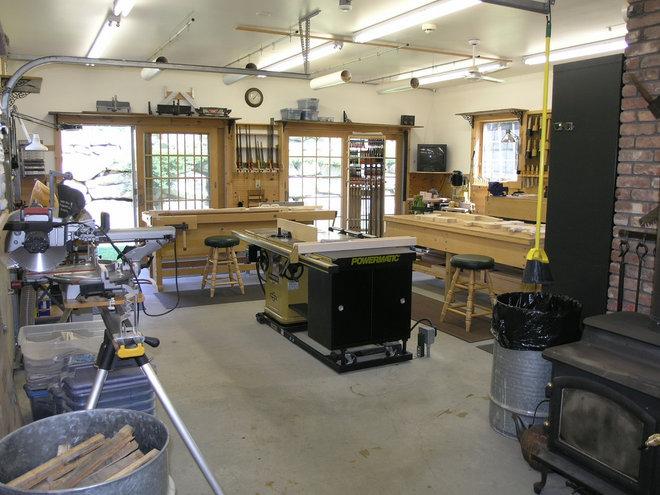 Stunning workshop garage ideas 16 photos architecture for Garage workshop ideas photos