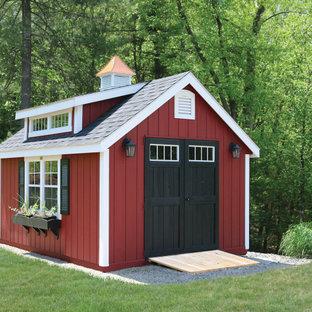 Idéer för att renovera en garage och förråd