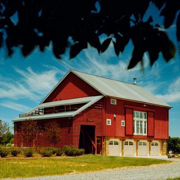 New River Bank Barn