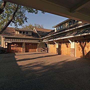 North Central Farm House