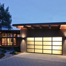 Modern Garage And Shed by Hammer & Hand
