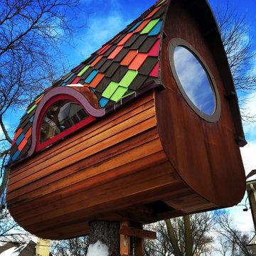 O2 Treeshouse Portfolio