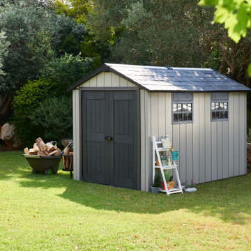 Oakland 7.5x11 Shed by Keter