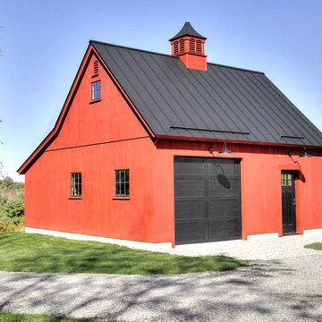 Old Mount Tom Farm