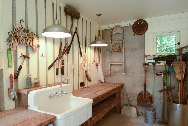 Klassisch Gartenhaus by Paul Johnson Carpentry & Remodeling
