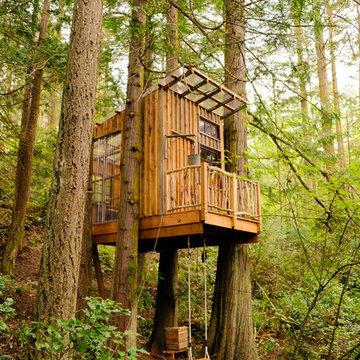 Orcas Treehouse