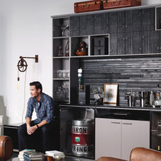 Industrial Garage And Shed by California Closets New England