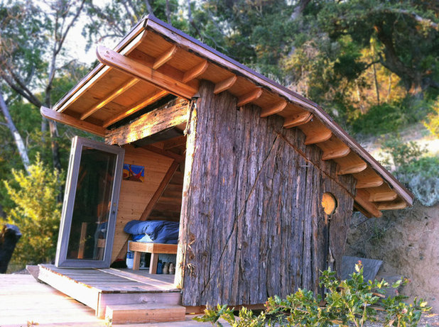 Great Escape A Tiny Off The Grid Hideout In The