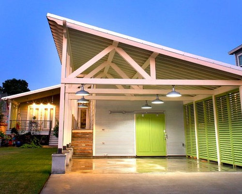 Modern new orleans garage and shed design ideas pictures for Garage ad orleans