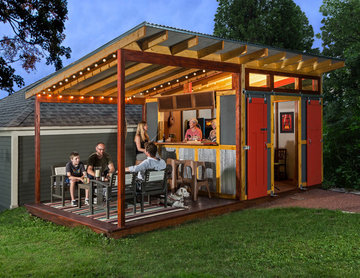 Party shed