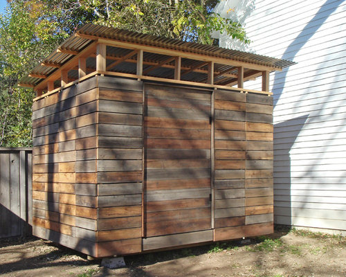 Pallet Shed Ideas, Pictures, Remodel and Decor