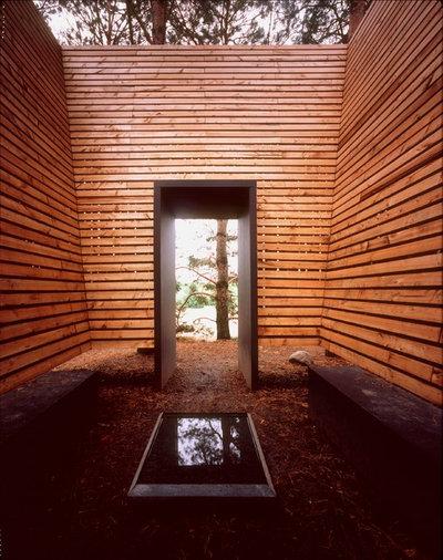 モダン 庭小屋 by SALA Architects