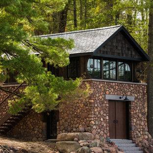 Pine Lake Boathouse