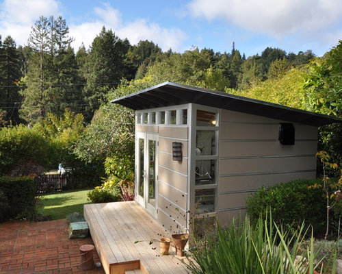 Modern Shed and Granny Flat Design Ideas Renovations Photos