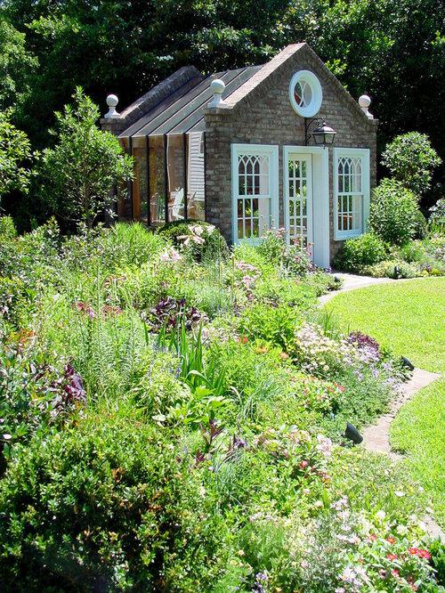Victorian Garden Shed Idea In Atlanta