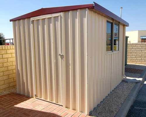 Perth brick storage sheds garage and shed design ideas for Garden shed perth