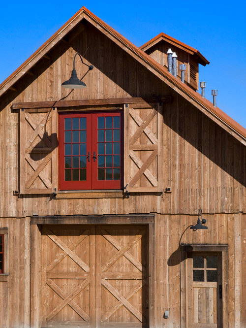Barn With Living Quarters | Houzz