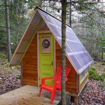 Reading Room /  Tiny Cabin