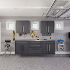 Contemporary Garage And Shed by Arizona Garage & Closet Design