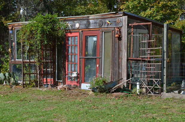 Eclectic Granny Flat or Shed by Sarah Greenman