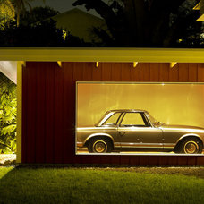 Modern Garage And Shed by Cluck Design Collaborative