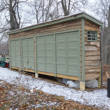 repurposed garden shed