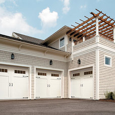 Traditional Garage And Shed by Overhead Door Co. of Indianapolis & Muncie