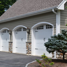 Traditional Garage And Shed by Allendale Design Build, LLC