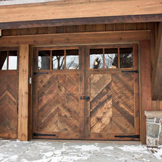 Rustic Garage And Shed Rustic Garage And Shed