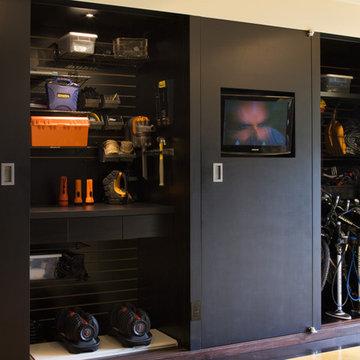 San Francisco Custom Multi-Use Garage