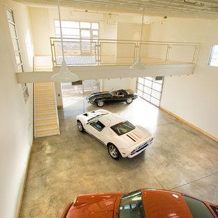 Foto di garage e rimesse moderni