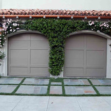 Mediterranean Garage And Shed by {environmental concept}