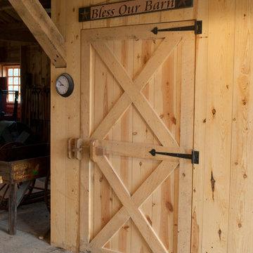 SD Horse Barn