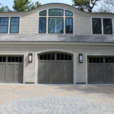 Traditional Garage And Shed by Bayside Building, Inc.