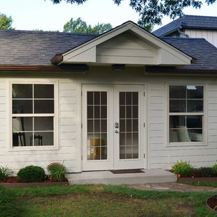 Design ideas for a shed and granny flat in Oklahoma City.
