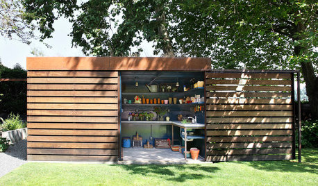 Pick Your Favorite: Sheds for Every Kind of Garden