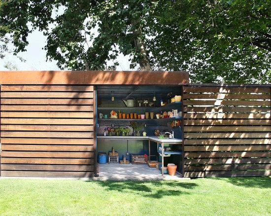Gardening Shed Design Ideas Remodels Photos