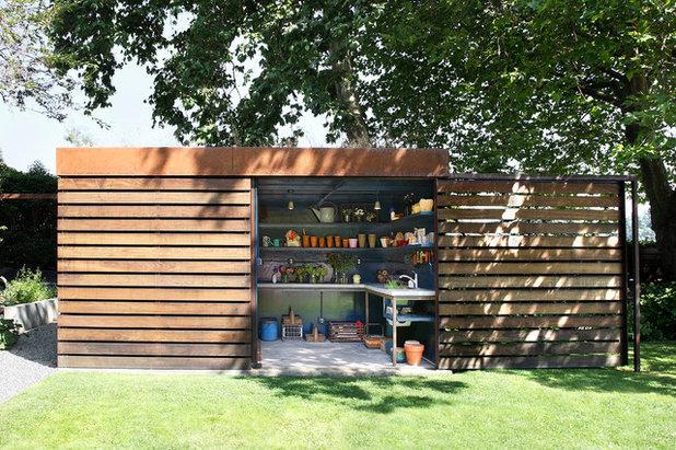 Contemporain Abri by SHED Architecture & Design